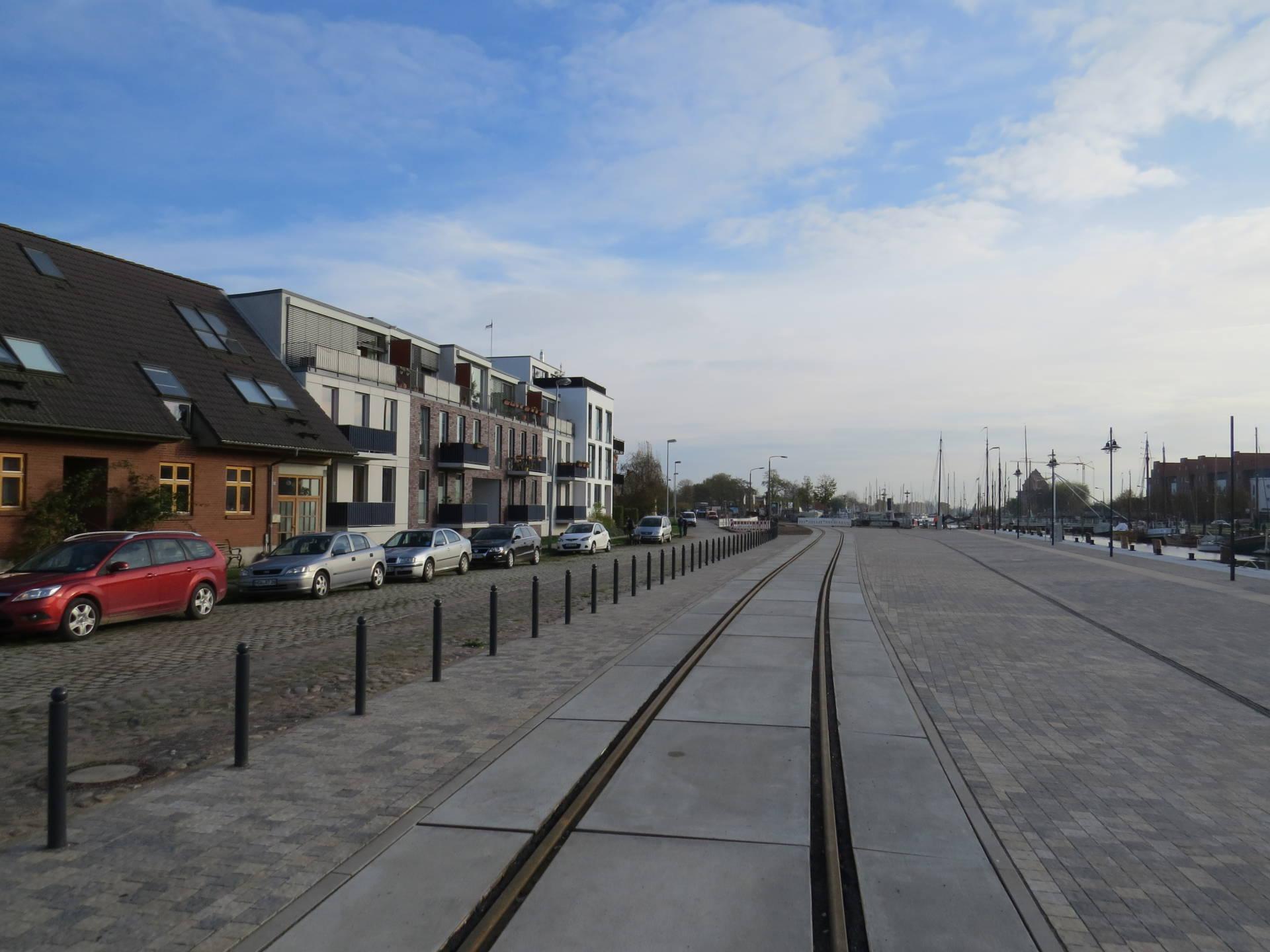 Foto 1 Promenade Museumshafen Greifswald 1 Abschnitt
