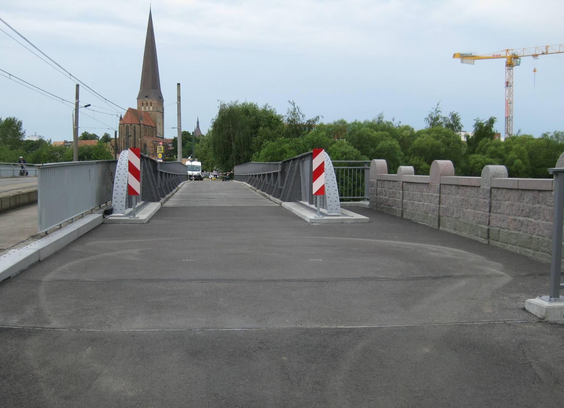 Petribrücke Rostock